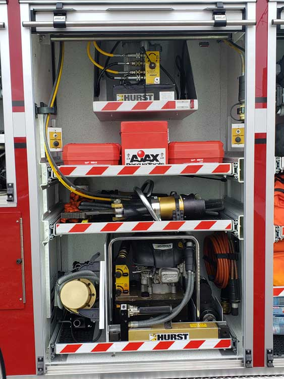 Rescue Pumper: Coplay (PA) Fire Department Goes To KME For Rescue-Pumper