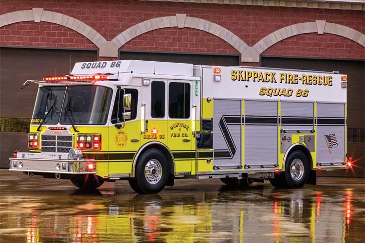 Ferrara MVP Rescue-Pumper