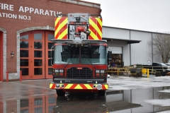 Sturgeon Bay (WI) Fire Department Platform Quint