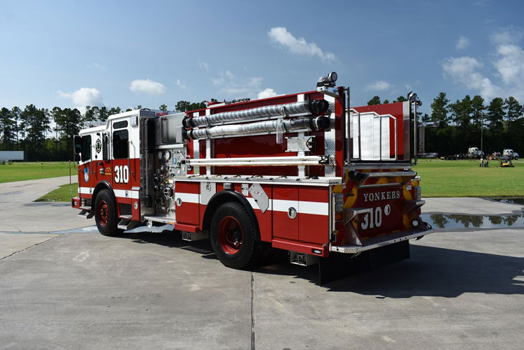 Yonkers (NY) Custom Pumper DS
