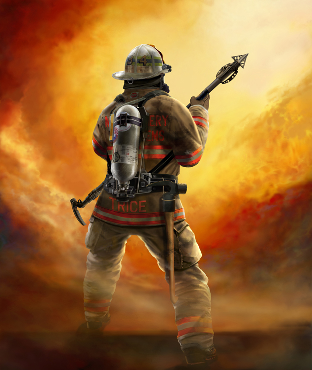 Zico Fire Falcon
